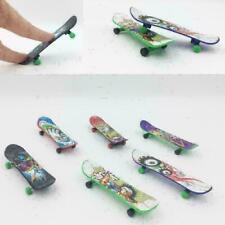 Mini Panda Pattern Komplettes Holzgriffbrett Finger Skate Board Grit Foam Tape