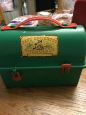 Vintagedavy Crockett Plastic Lunch Box