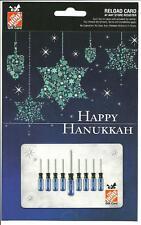 Home Depot Happy Hanukkah Screwdrivers Menorah Gift Card No $ Value Collectible
