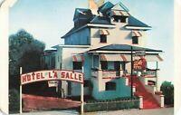 Postcard LaSalle Hotel Atlantic City New Jersey