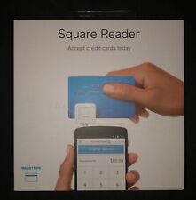 New Square Reader Credit Card for Mobile Devices Apple iPhone Android MagStripe