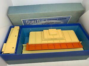 Hornby Dublo OO Gauge Railways D1 Through Station Boxed