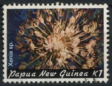 Papua New Guinea 1982 SG#450, 1k Coral Definitive Used #A83463
