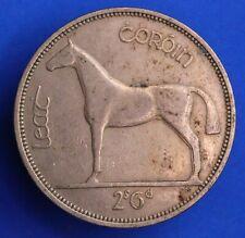 """1911 Irish EIRE Ireland Half Crown 2/6 coin, """"mule"""" *[19703]"""