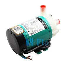 Mp 6r Magnetic Drive Water Pump 480lph Food Grade Industrial Pump