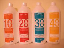 MATRIX cream developer 32 oz for Socolor Logics Light Reactions YOUR CHOICE! NEW
