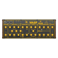 Behringer WASP Deluxe Analog Hybrid Desktop Synthesizer