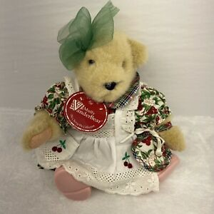"""1992 The Cherry Pie Collection from The Muffy VanderBear Collection LE 8"""""""