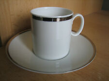 THOMAS PORCELAIN (GERMANY) COFFEE CUP AND SAUCER