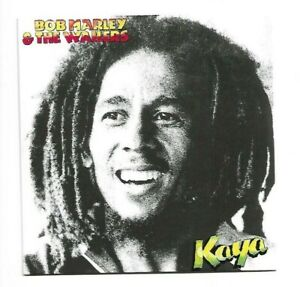 ╚ BOB MARLEY (2020 New & Remastered CD) ╝■ ╚ KAYA - IS THIS LOVE (1978) ╝