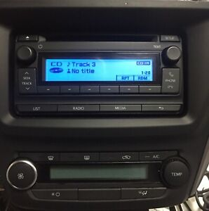 Toyota Avensis 2018 Cd/radio & Facia Tested🇬🇧
