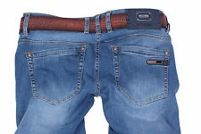 Brand New Moschino 3099 Men's Jeans+Gift Belt Size 31