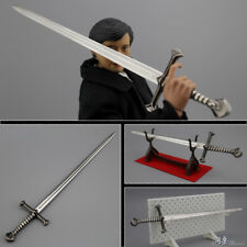"1/6 Scale Knight Sword Model For 12"" Male Body Figure Accessor"