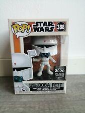 Boba Fett Concept Series #388 Funko!Pop Galactic Convention 2020 Star Wars