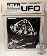 U.F.O : UFO VAC FORMED MODEL KIT MADE BY S.H.E.D IN 1989 VERY RARE (MN)