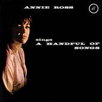 Annie Ross - Sings a Handful of Songs (2016)  2CD  NEW/SEALED  SPEEDYPOST
