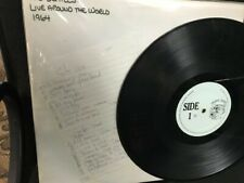 Rare BEATLES Live Around The World comp vinyl LP TMQ Japan,France,Cavern 62-64