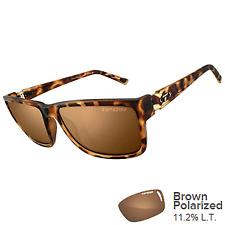 3b432d58c5 Tifosi Hagen XL Sunglasses 1270507350 Matte Tortoise Brown Polarized