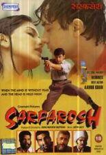 SARFAROSH (1999) AAMIR KHAN, SONALI BENDRE, NASEERUDDIN SHAH - BOLLYWOOD DVD