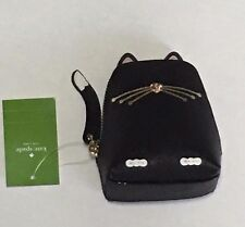 Kate Spade Jazz Things Up Cat Coin Purse Cat Multi WLRU3071 New