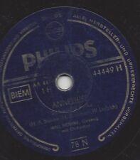 Will Höhne singt die Böhmische Polka : Anneliese, ach Anneliese