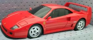 Rastar 1/24 Scale Radio Control Car 6975 - Ferrari F40 - Red