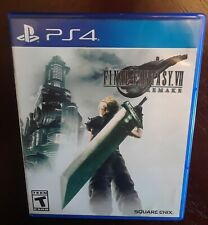 Final Fantasy Vii Remake Ps4 (Playstation 4) Ff 7, Ff Vii, game