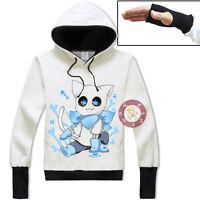 Anime Undertale Sans/Papyrus Pullover Jacket Cosplay Hoodie Unisex Coat#KU58
