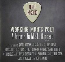 Working Man's Poet: - Working Man's Poet: A Tribute Album To Merle Haggard [New