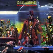 Iron Maiden-Stranger In A Strange Land Vinyl EP Cover Sticker or Magnet