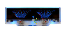 high-precision Audio power Amplifier VU meter DB level Header With backlight