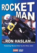 Rocket Man - The Ron Haslam Story (New DVD) Motorcycle sport