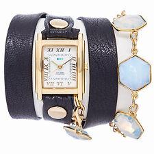La Mer Wrap Quartz Analog Women's Watch LMSBY005