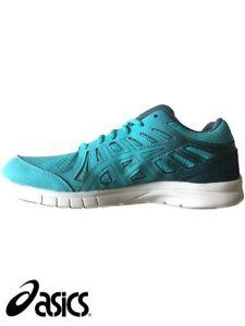 New Asics Ayami-Shine Women's Running shoes -Turquoise - S394Q4056