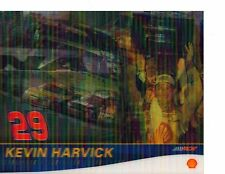 NASCAR - Kevin Harvick Shell Racing 3D Lenticular 8x10 w/ Multiple Images