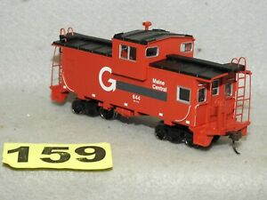 ATHEARN HO SCALE MAINE CENTRAL CABOOSE THAT IS NEW READY TO RUN