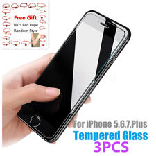 Premium Real Screen Protector Tempered Glass For iPhone 11 Pro Max 6 7 Plus X XR
