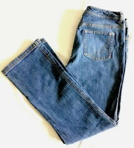 The Look Randolph Duke Size 10 Blue Denim Jeans Pants Womens I