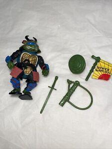 TMNT 1990 Samurai Leo Teenage Mutant Ninja Turtles Sewer Samurai