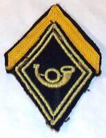 Losange de bras modèle 45 Chasseurs troupe avec grade 1ère classe armée français
