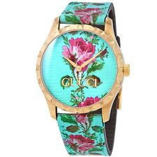 Gucci YA1264085 G-Timeless Mujer Azul Cuarzo Reloj