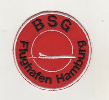 Patches Patches Betriebssportgemeinschaft Sports BSG Airport Hamburg