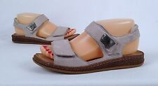 NEW!! Mephisto 'Qennie' Sandal- Light Grey- Size 5 US/ 36 EU  (P16)