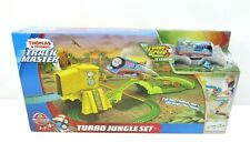 New Fisher-Price Thomas & Friends TrackMaster, Turbo Jungle Toy Set Multi Large