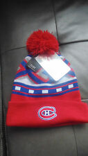 Montreal Canadiens Hockey Hat Cap Tuque Mens Womens  Child New NWT Winter