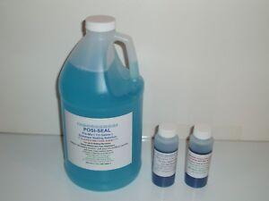 (3)1/2 Gal. Kit Posi-Seal Envelope Sealing Solution-Pitney Bowes Hasler Sealer's