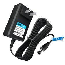 PwrON 9V 1A 100mA 300mA 400mA 500mA 700mA 1000mA 5.5mmx2.1mm AC/DC Adapter Power