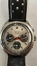 Vintage Heuer Carrera 73653 Valjoux 7736 Chronograph 1971