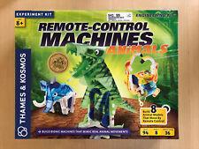 Thames Kosmos Remote-Control Machines Animals Building Toys Kit Engineer