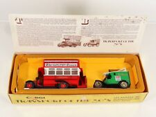 Corgi Die Cast Transport of the 30's The Times Thornycroft Bus & Ford Model T